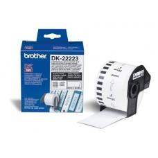 Brother DK-22223 etichetta per stampante