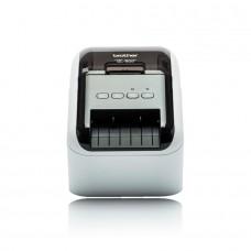 Brother QL-800 Termica diretta Colore 300 x 600DPI Nero, Bianco stampante per etichette (CD)