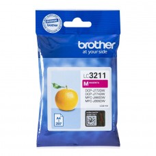 Brother LC-3211M cartuccia d'inchiostro Originale Magenta