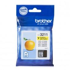 Brother LC-3211Y cartuccia d'inchiostro Originale Giallo