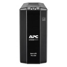 APC BR650MI gruppo di continuità (UPS) A linea interattiva 650 VA 390 W 6 presa(e) AC